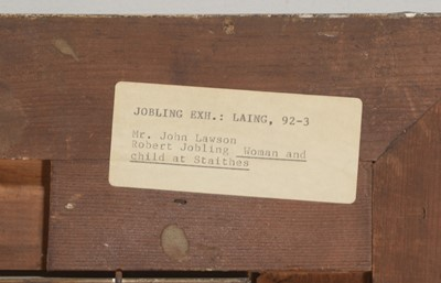 Lot 276 - Robert Jobling - oil.