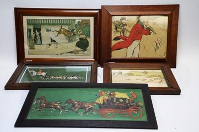 Lot 301 - Cecil Aldin - prints.