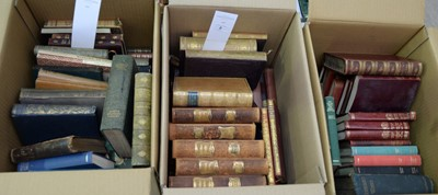 Lot 2 - General Literature, novels, classics and poetry, various authors.