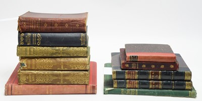 Lot 4 - Dickens (Charles) novels.