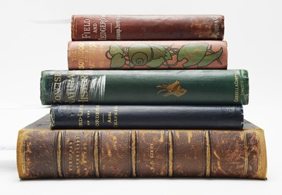 Lot 6 - Kirby (W.F.) and other books.