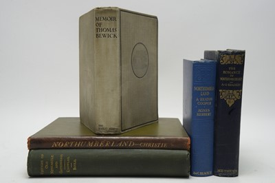 Lot 19 - Knowles (W.H.) and Boyle (J.R.) and other Authors on Northumbrian interest.