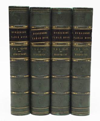Lot 20 - Richardson (M.A.) The Borderer's Table Book.