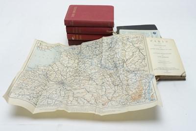 Lot 11 - Baddeker (Karl) Travel Guides.