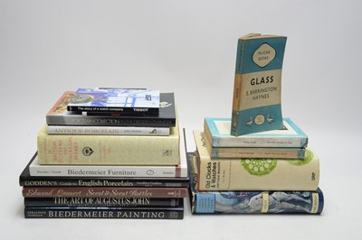 Lot 27 - Easton (Malcolm) and Alroyd (Michael) and other Authors on Art, Antiques and Collectables.