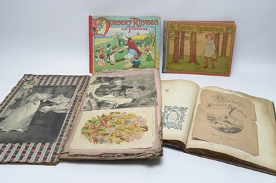 Lot 28 - Nister (Ernest) and other Authors; and miscellaneous items.
