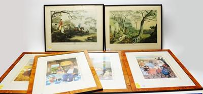Lot 72 - Margaret Loxton - prints.