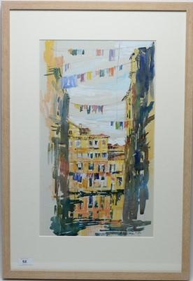 Lot 52 - Stephen Kite - watercolour.