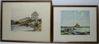 Lot 69 - James Priddey - etchings.