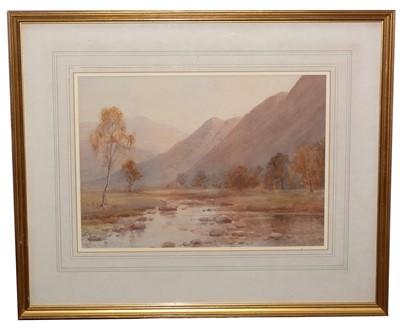 Lot 282 - Edward Arden (Edward Tucker, jnr.) - watercolour.