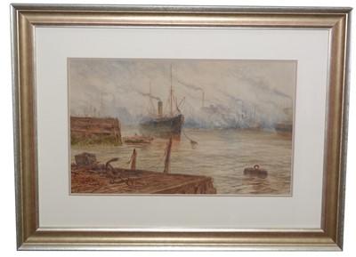 Lot 298A - Arthur Ernest Maugham - watercolour.