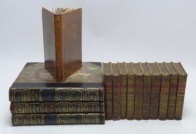 Lot 33 - Brockedon (W.), and Lord Byron.