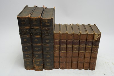 Lot 35 - Wright (Thomas) and other Authors.