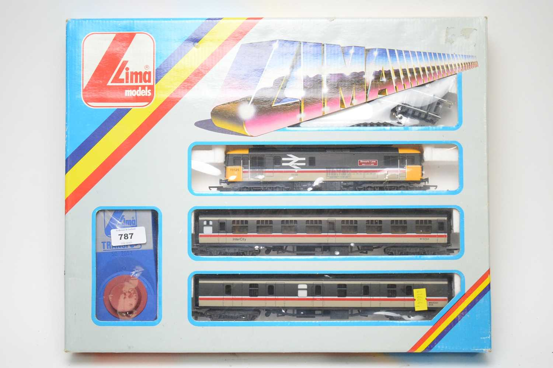 Lot 787 - Model Railways 00-gauge.