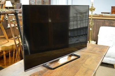 Lot 135 - Panasonic TX-50 LCD Smart TV.