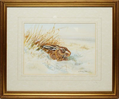Lot 283 - Charles Stanley Todd - watercolour