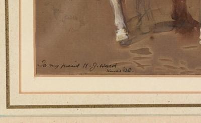 Lot 231 - John Atkinson - watercolour.