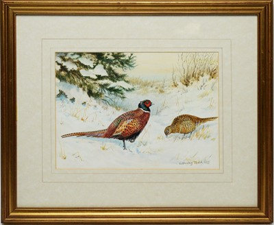Lot 285 - Charles Stanley Todd - watercolour