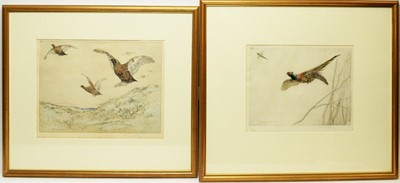 Lot 264 - George Vernon Stokes - etchings