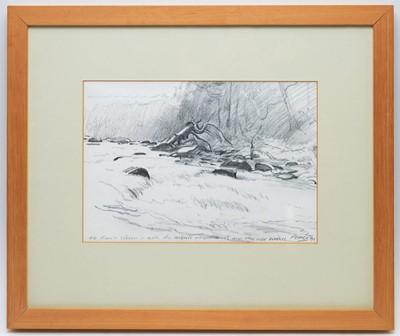 Lot 275 - John Peace - drawing