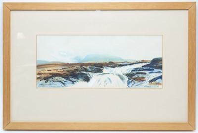 Lot 286 - John Peace - Watercolour