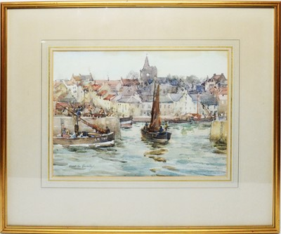 Lot 287 - Andrew A. Gamley R.S.W - watercolour