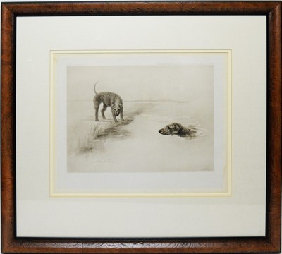 Lot 265 - After Maud Earl - photogravure