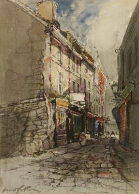Lot 254 - George Edward Horton - watercolour.