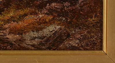 Lot 270 - George Blackie Sticks - oil.