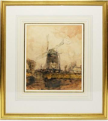 Lot 289 - George Horton - watercolour