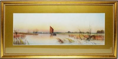 Lot 291 - Garman Morris - watercolour