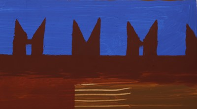Lot 955 - Kenneth Rowntree - Gouache and prints