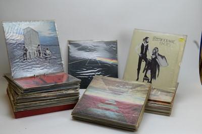 Lot 198 - LP records various