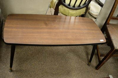 Lot 47A - Mid Century coffee table.