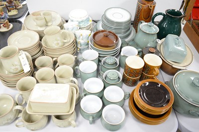 Lot 414 - Denby and other makers teaware and other ceramics.