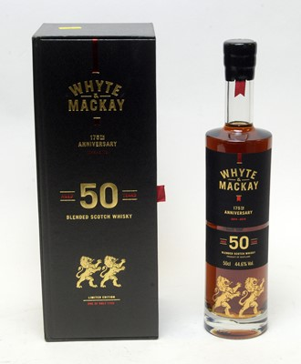 Lot 33 - Whyte & Mackay 175th Anniversary Aged 50 Years