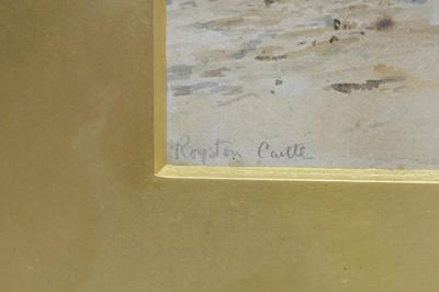 Lot 321 - Manner of Robert Jobling - watercolour