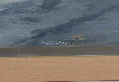 Lot 272 - Tom Dack - oil.