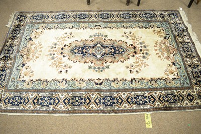 Lot 71A - A 20th Century Central Persian rug