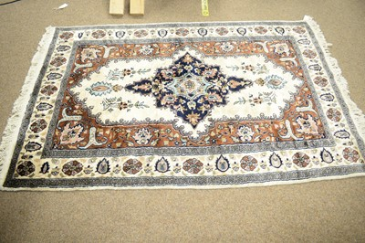 Lot 92A - A 20th Century Central Persian rug