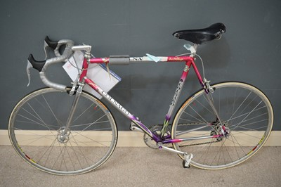 Lot 707 - A Colnago Master racing bicycle.