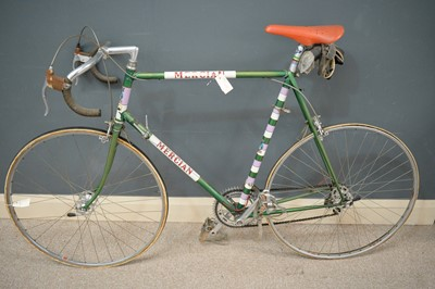 "Lot 709 - A Mercian ""King of Mercia"" 5-speed bicycle."