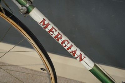 """Lot 709 - A Mercian """"King of Mercia"""" 5-speed bicycle."""