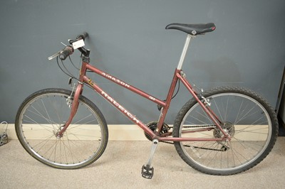 "Lot 720 - A Raleigh ""Amazon"" woman's hybrid bicycle."