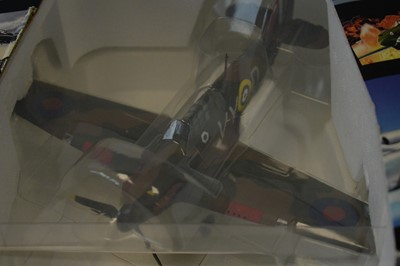 Lot 835 - Collection Armour 1:48 Scale diecast aeroplanes.