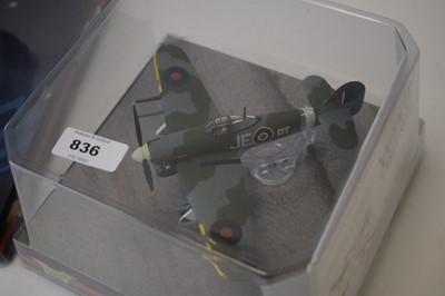Lot 836 - Corgi Aviation Archive diecast aeroplanes.