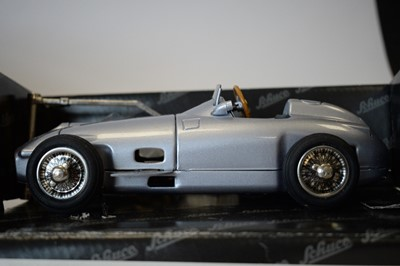 Lot 841 - Schuco-Classic diecast model racing cars.