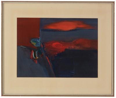 Lot 758 - Thomas John Nash - oil