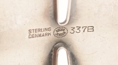 Lot 759 - Nanna Ditzel for Georg Jensen, brooch