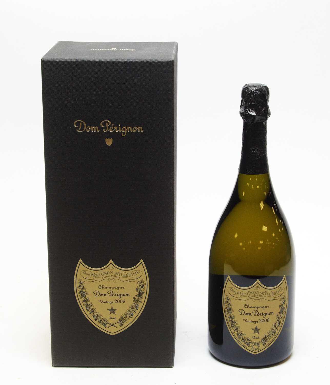 Lot 35 - Champagne Dom Perignon Vintage 2006.